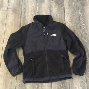 North Face black women's jacket. Size Small
